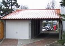 Carport Garage Kombination Holz - garage und carport betonfertiggarage