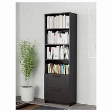 Brimnes Biblioth 232 Que Noir Ikea