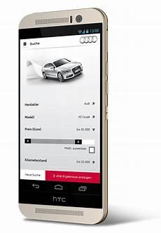 audi b 246 rse schnell per app zum wunschfahrzeug mobile