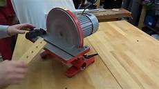 tellerschleifer selber bauen tellerschleifer ts305 holzmann 26 kg solide technik