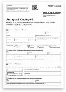 Arbeitssuchend Melden Unterlagen - kindergeldantrag 2019 formulare zum beantragen 3 tipps