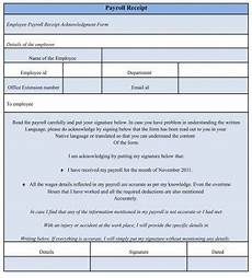 paycheck receipt template payroll receipt format in word doc word doc