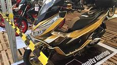 Modifikasi Motor Pcx 2018 by Honda Pcx Susah Dimodif