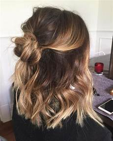 28 cute hairstyles for medium length hair popular for 2018