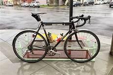 bilenky wide tire road bike pedal room
