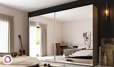 Small Space Small Bedroom Design Ideas India by 5 Wardrobe Designs For Small Indian Bedrooms