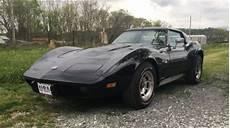 1975 corvette stingray t tops 350 4speed 54 original miles classic chevrolet corvette 1975