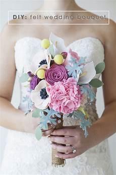 ramo de flores de fieltro kireei cosas bellas