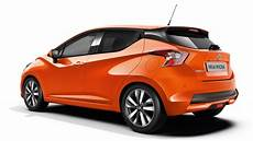 performance new nissan micra small hatchback supermini