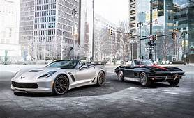 1967 Chevrolet Corvette Sting Ray 427 Vs 2015