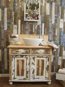 Shabby Chic Look - wasserheimat 50 shades of brown waschtisch shabby chic