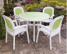 tavoli e sedie in resina per esterno cheap garden table and chair sets plastic garden table