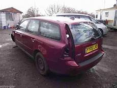 how do cars engines work 2005 volvo v50 user handbook volvo 2005 v50 se d e4 red spares or repairs non runner no engine or