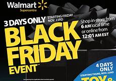 black friday 2018 walmart black friday 2018 canada deals flyer reveals what
