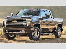 2020 Chevrolet Silverado 2500 HD High Country   Tougher