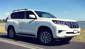 2019 Toyota Land Cruiser Prado Review Price Release Date