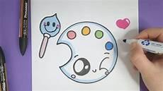 Bilder Zum Leicht Nachmalen Kawaii Farbpalette Selber Malen Einfach Und S 220 223