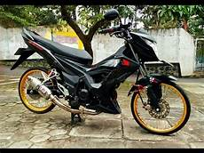 Modifikasi R 150 by Modifikasi Ringan Honda Sonic 150 R Inspirasi