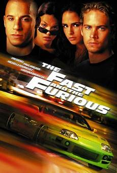 The Fast And The Furious Poster 11 X 17 Vin Diesel