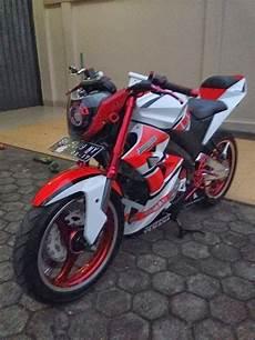 Modifikasi Lu Depan Vixion by Motor Keren Modifikasi Yamaha Vixion Streetfighter 2015