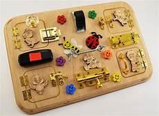 kleinzedler spielzeug mini aktivit 228 tenbrett sensory board