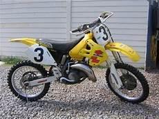 Suzuki Rm 125 - enduro 125cc cross suzuki rm 125 hd