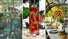 30 beautiful summer wedding centerpiece inspirations