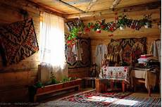 european home decor traditional house in bucovina romania eastern europe
