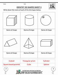 worksheets three dimensional shapes kindergarten 3 dimensional shapes shapes worksheets shapes worksheets shapes worksheet