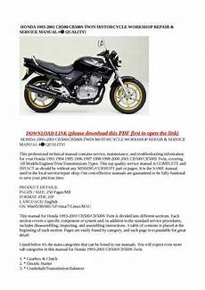 old cars and repair manuals free 2000 honda passport interior lighting calam 233 o honda 1993 2001 cb500 cb500s twin motorcycle workshop repair service manual quality
