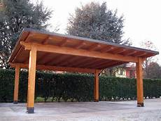 tettoie per auto in legno artigiana coperture foto e immagini di strutture