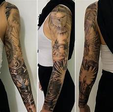 40 Attractive Sleeve Tattoos For Tattooblend