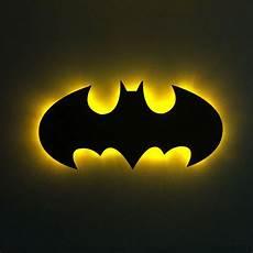 batman led sign batman l batman room batman light