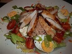 kalorien gemischter salat gemischter salat mit h 228 hnchenbruststreifen lindaknick