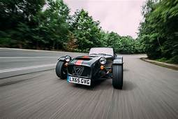 Caterham Seven Celebrates 60th Anniversary  Get Surrey