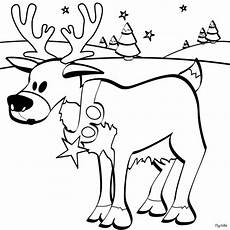 get this reindeer coloring pages 76859