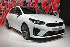 New 2019 Kia Ceed Gt Blasts In On With 201bhp Auto