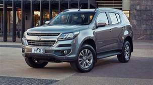 2017 Holden Trailblazer Prices And Specs Big Upgrade