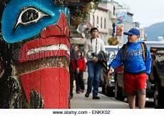 Die Stadt Und Gemeinde Juneau Der Hauptstadt