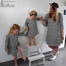 m 234 me robe m 232 re fille calin style marin tout comme maman