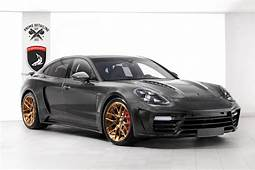 TopCar Carbon Editions For Porsche Panamera And 911 Turbo