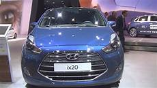 Hyundai Ix20 1 6 125 Executive 2017 Exterior And
