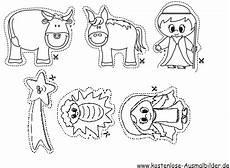 Kostenlose Malvorlagen Weihnachtskrippe Krippenfiguren Malvorlagen Basteln Coloring And Malvorlagan