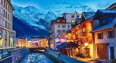 Chamonix Resort At The Foot Of Mont Blanc