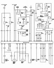 92 s10 fuse panel diagram no fuel 1991 s10 2 5 general auto repair discussions at automotive