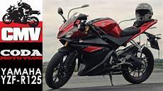 cmv moto testy yamaha yzf r125 abs test opinia