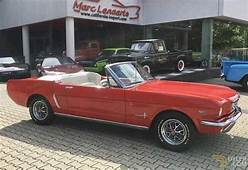 Classic 1965 Ford Mustang Cabrio For Sale 13365  Dyler