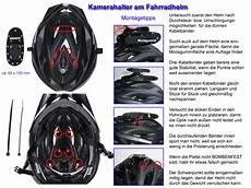 mountainbike kamera mtb helm kamera befestigung am helm