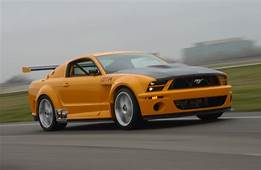 Ford Mustang GT R Concept  Picture 18082