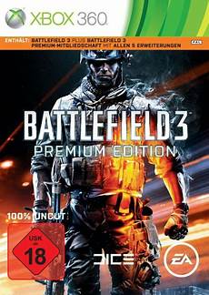 battlefield 3 premium edition xbox 360 spiel buecher de
